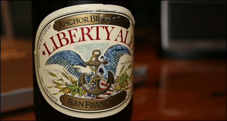 Liberty Ale Review