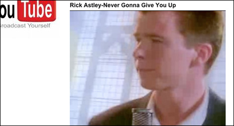 Rick Rolled!!